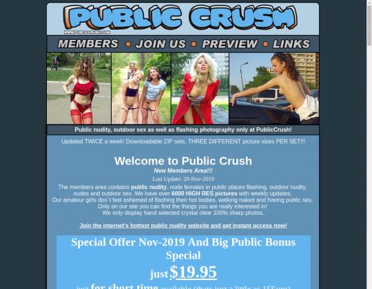 publiccrush.com