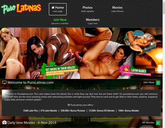 purolatinas.com