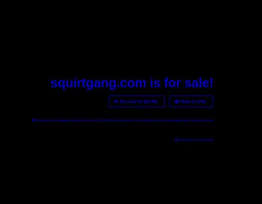 squirtgang.com