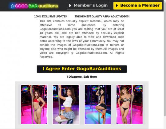 gogobarauditions.com