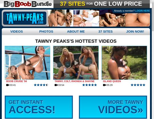 tawny-peaks.com