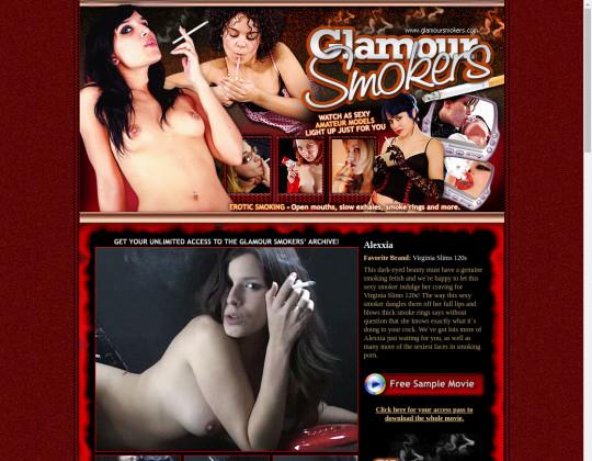 glamoursmokers.com