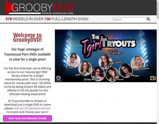 groobydvd.com