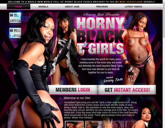 hornyblacktgirls.com