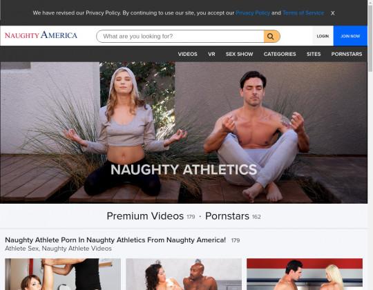 naughtyathletics.com