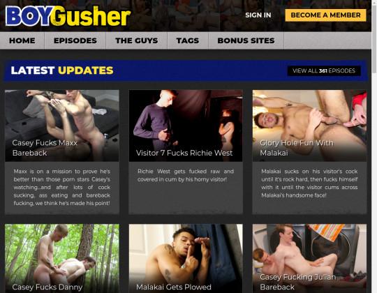 boygusher.com
