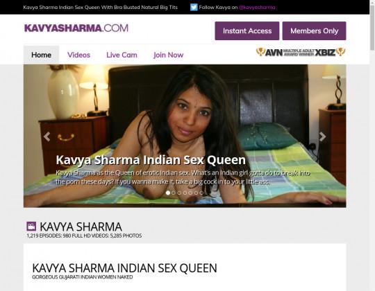 kavyasharma.com