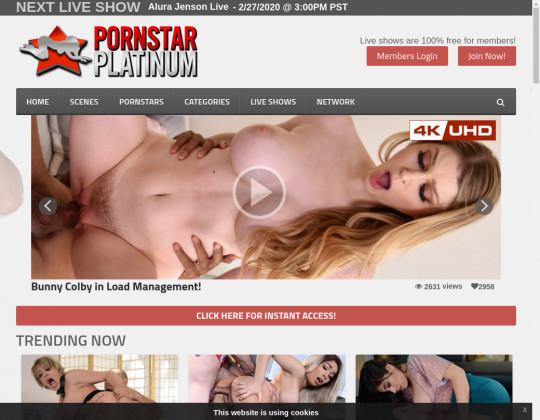pornstarplatinum.com