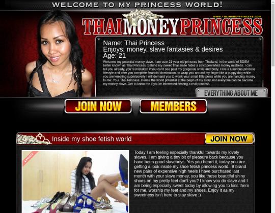 thaimoneyprincess.com