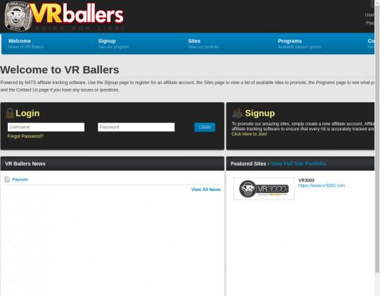 vrballers.com