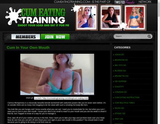 cumeatingtraining.com