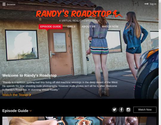 randysroadstop.com