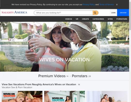 wivesonvacation.com