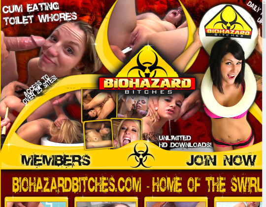 biohazardbitches.com