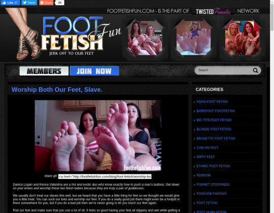 footfetishfun.com