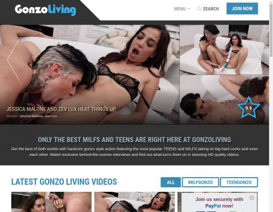 gonzoliving.com