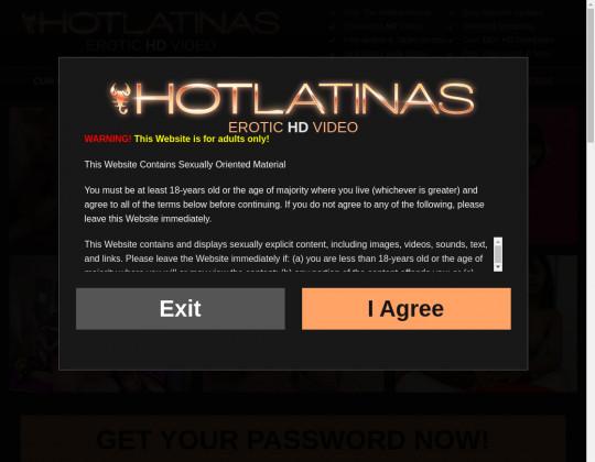 hotlatinas.com