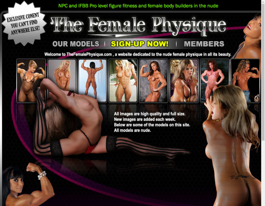 thefemalephysique.com
