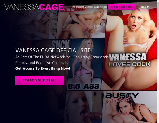 vanessacage.puba.com