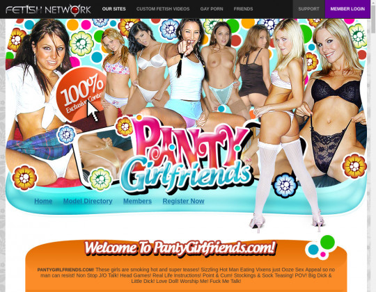 pantygirlfriends.com